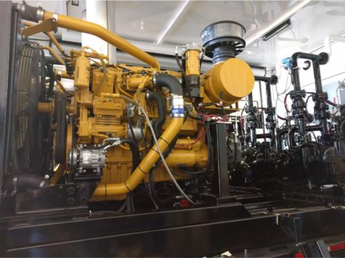 CAT C9.3L Engine
